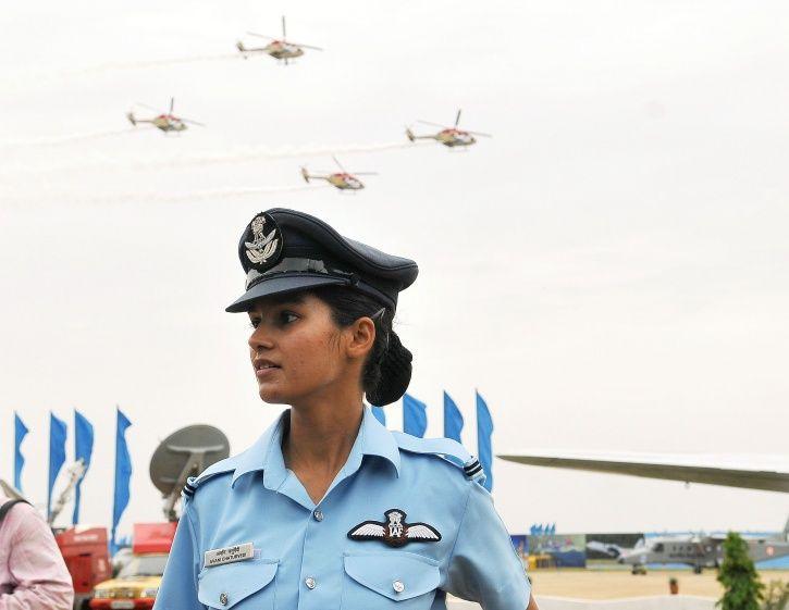 women empowerment Avani Chaturvedi