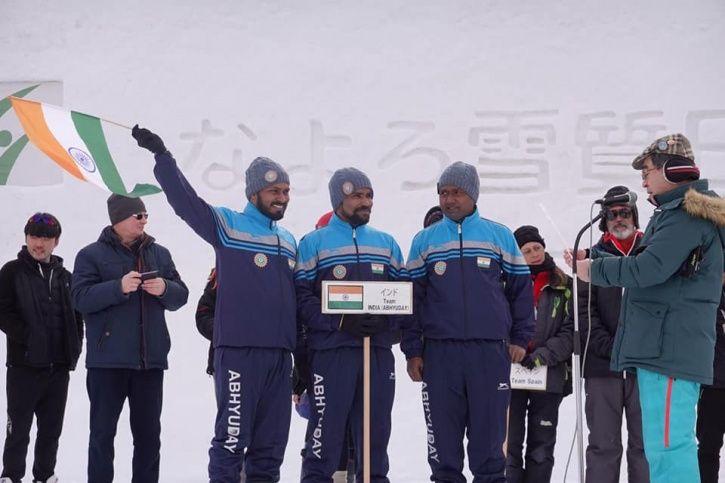 Abhyuday Team India