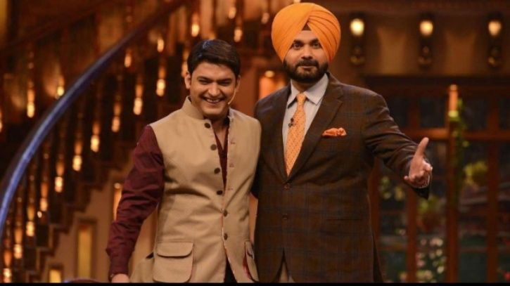 After His Comments On Pulwama attack, Navjot Singh Sidhu Gets Sacked From The Kapil Sharma Show