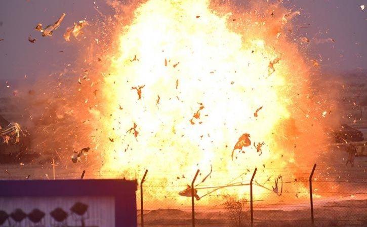 air strike on pakistan