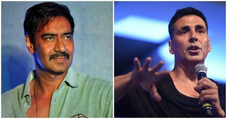 Akshay and Ajay