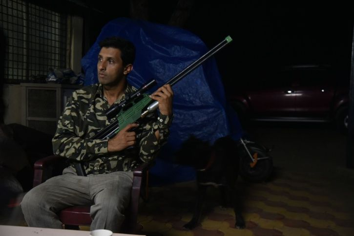 Asghar Ali Khan Shooter