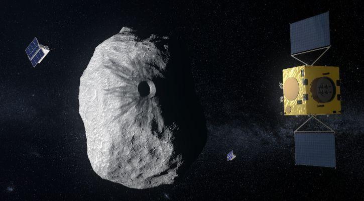 asteroid DART