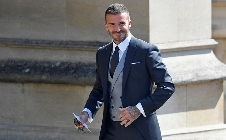 Beckham To Be Honoured With Statue In LA