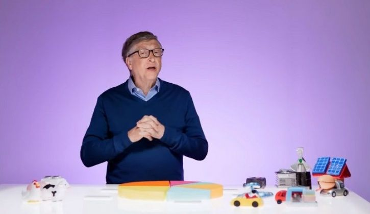 Bill Gates, Melinda Gates, Gates Foundation Annual Letter 2019, Bill Gates Annual Letter, Climate Ch