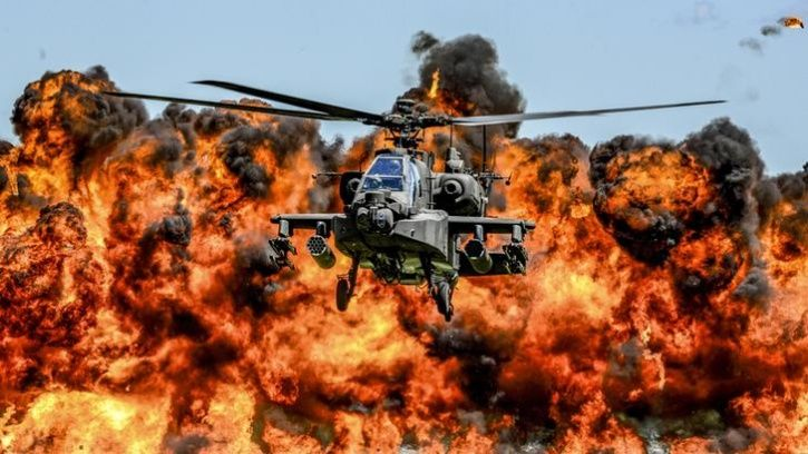 CAG Finds Flaws In Acquisition Of Apache and Chinook Helicopters