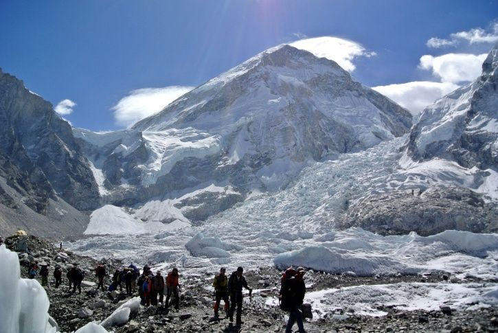 China Has Closed Mount Everest Base Camp To Tourists In A Bid To Clear Up Mountain Trash