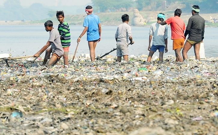 Clean Rivers A Distant Dream For India