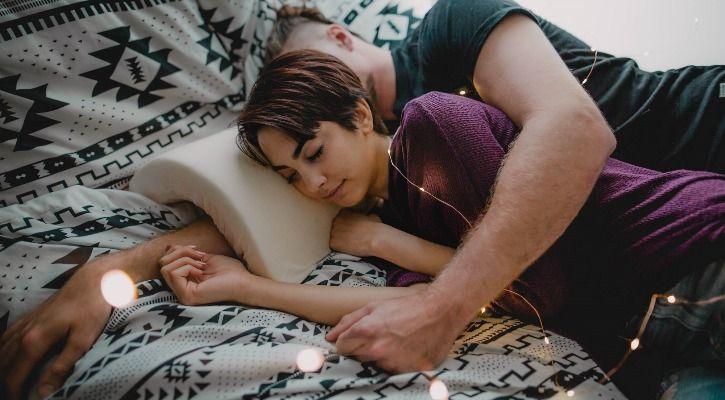 Coodle arm pillow