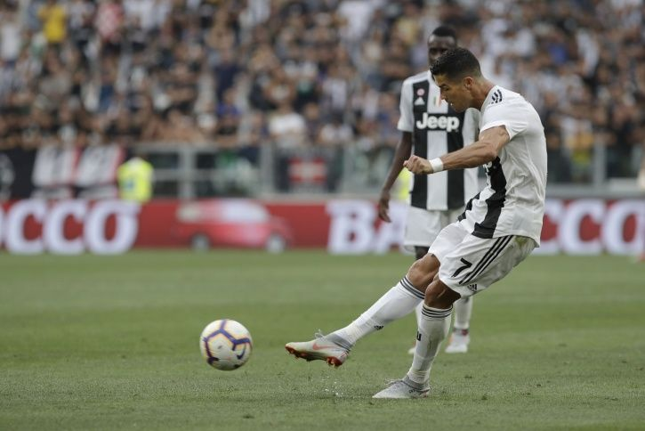 Cristiano Ronaldo is in a slump.