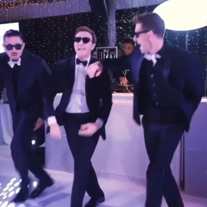Dear Future Husband, Watch Daryl Sabara's Surprise Wedding Dance For Meghan Trainor And Take Notes