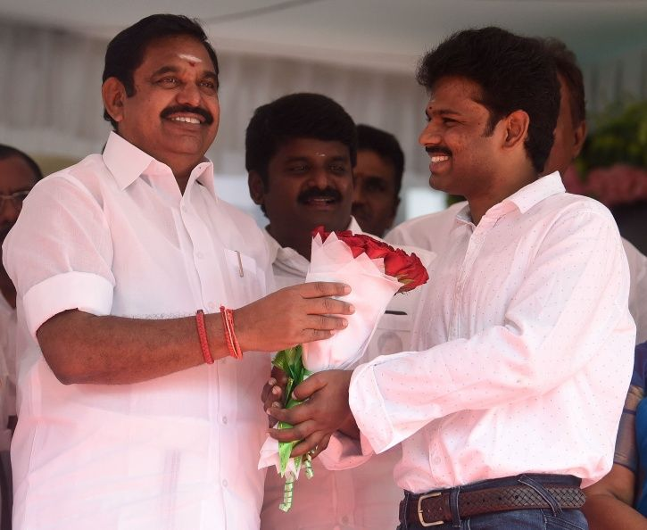 double hand transplant, Tamil Nadu, Chennai, Narayanasamy, Edapaddi K Palaniswami