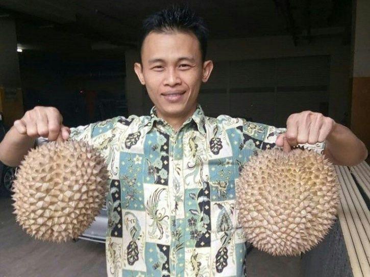 Durian, fruit