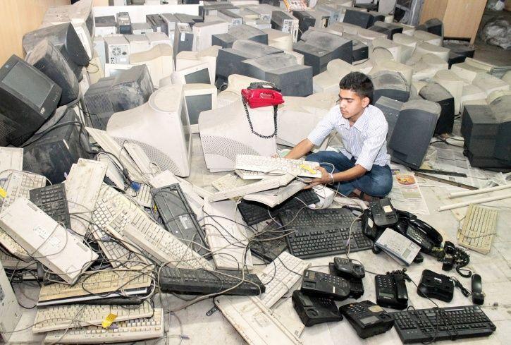 E-Waste Tsunami