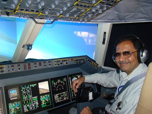 Fly Lt Abhijit Gadgil
