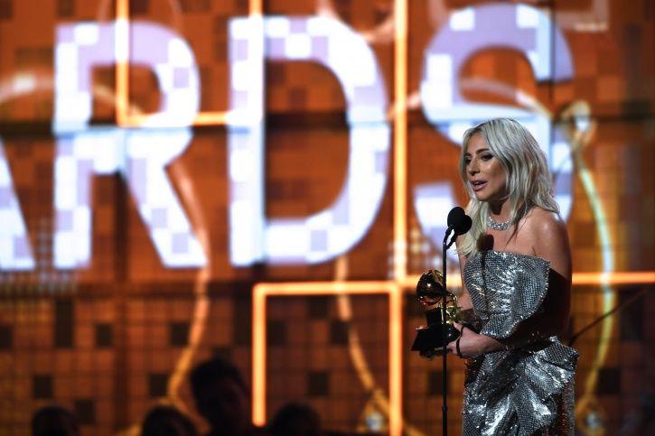 Gaga Grammys