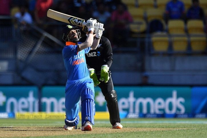 Hardik Pandya made 45 in 22 balls