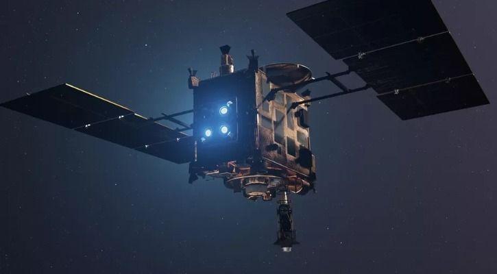 Hayabusa-2 satellite