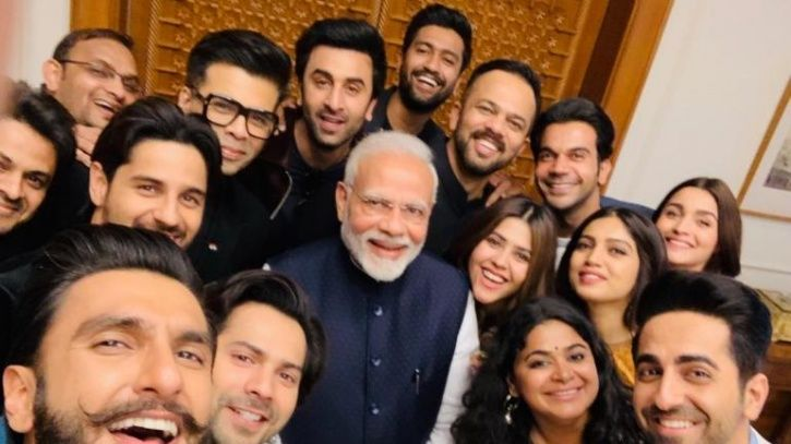 How Bollywood Top Brass' Meetings With PM Narendra Modi Paid Off In Budget 2019