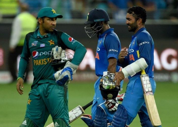 India Play Pakistan In The World Cup