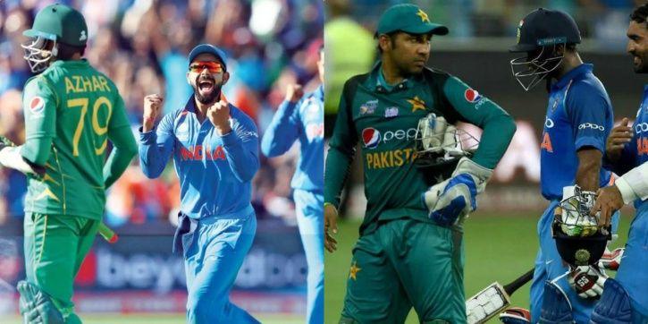 India vs Pakistan is on June 16.