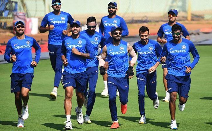 indian team security