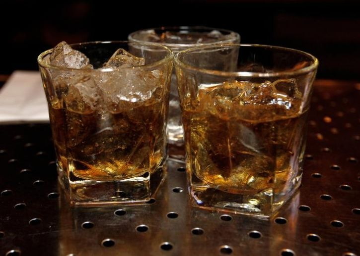 Indians Dependent On Alcohol