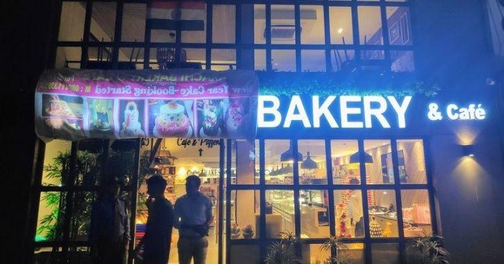 Karachi Bakery, Bengaluru