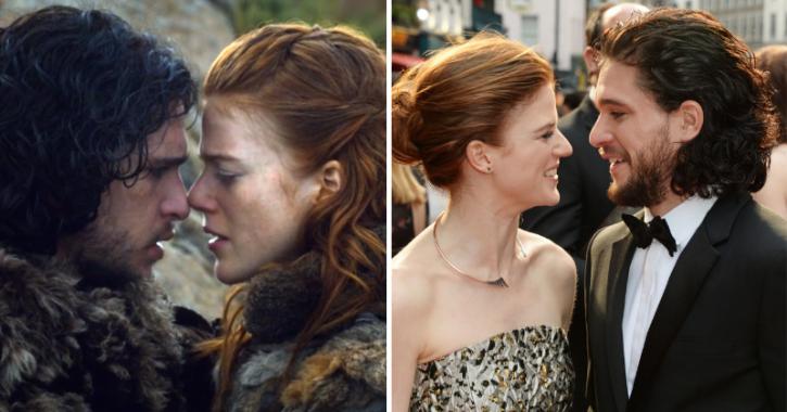 Kit Harington Hasn't Spoiled Game Of Thrones' Ending For Rose Leslie