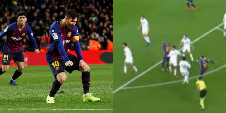 Lionel Messi is the GOAT