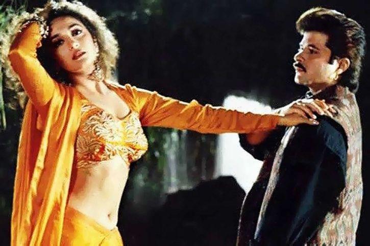 Madhuri and Anil Kapoor