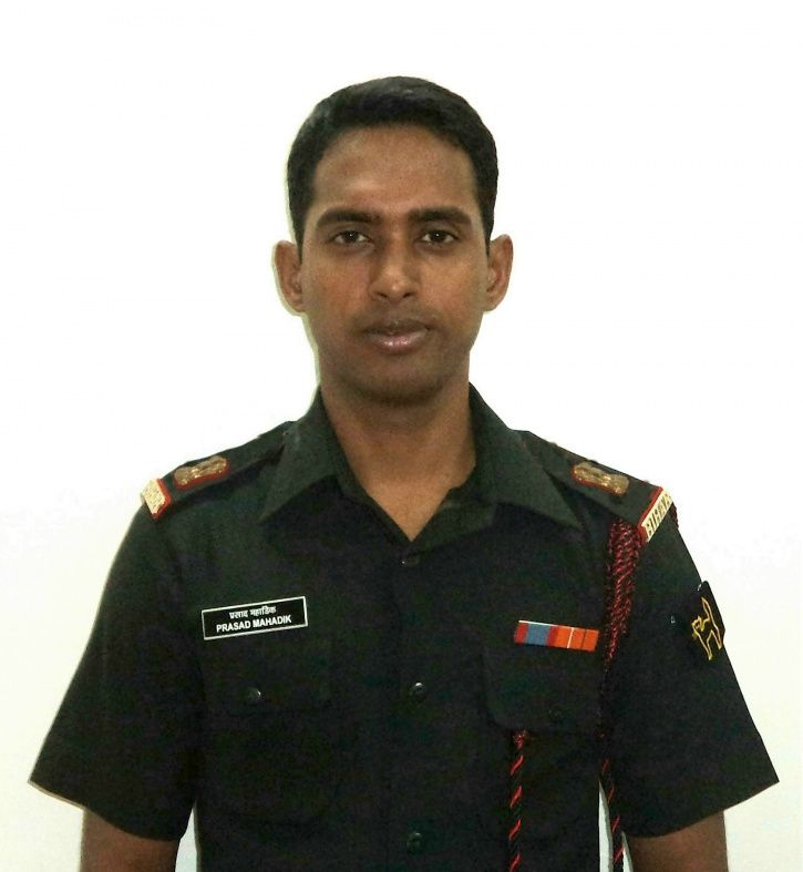 Major Prasad Mahadik, Gauri Mahadik, Indian Army, Service Selection Board, Maharashtra, exam