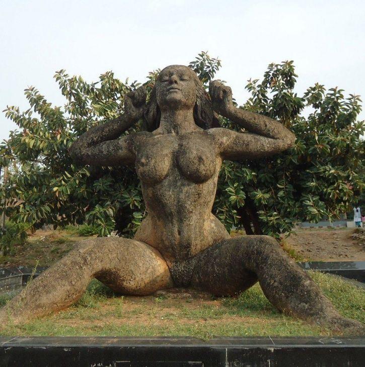 Malampuzha Yakshi