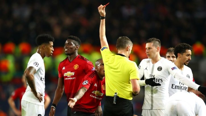 Manchester United Lost to PSG
