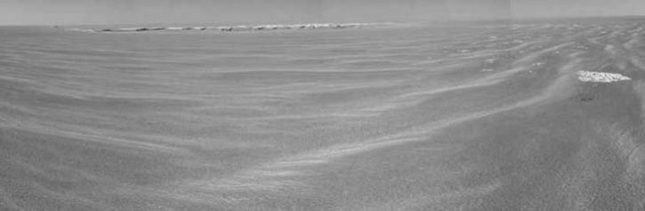 Mars Opportunity Rover Goes Dark