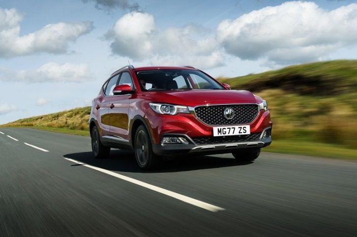 MG Motors eZS SUV, MG Motors Electric SUV, Electric SUV India, Electric Vehicle India, India Electri