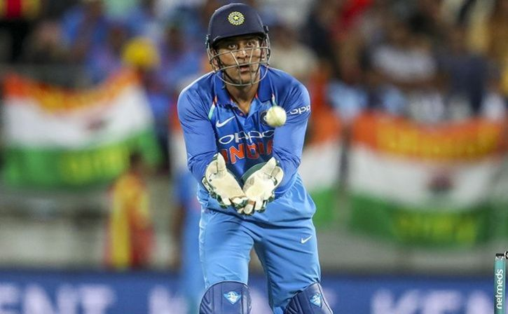 ms dhoni advice to bowler