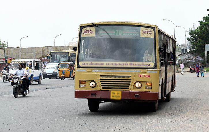 MTC bus