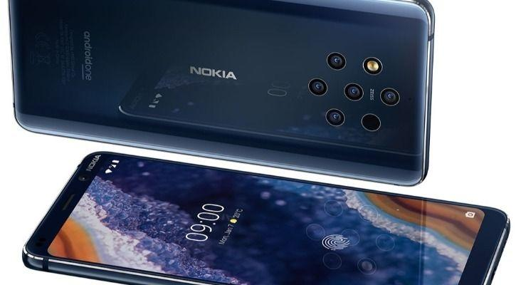 Nokia PureView 9