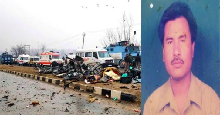 One Jawan From Assam Martyred, Another Injured In Pulwama Terror Attack That Killed 40 Soldiers