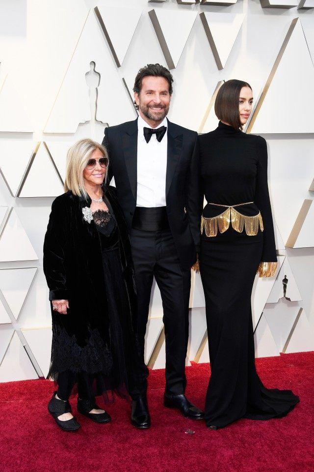 Oscars 2019: Bradley Cooper took his mom Gloria Campano and the love of his life Irina Shayk