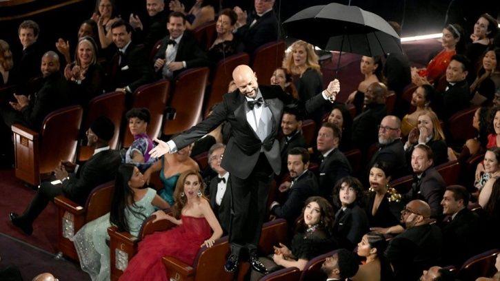 Oscars 2019: Keegan-Michael Key dropped in like Mary Poppins