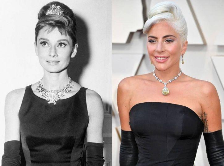Oscars 2019: Lady Gaga wears a whopping $30 million  Tiffany necklace