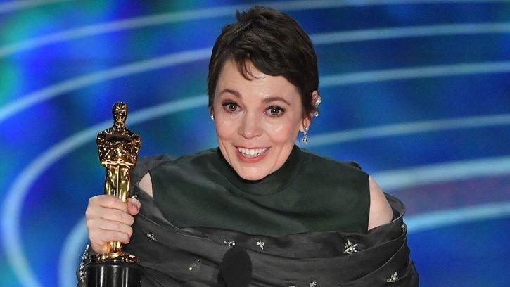 Oscars 2019: Olivia Colman wins best actress