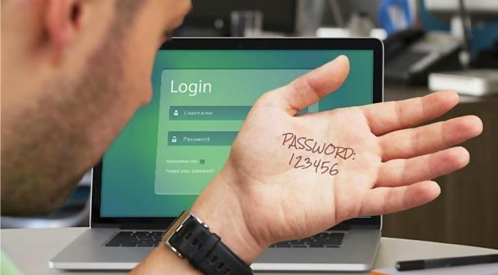 password hack