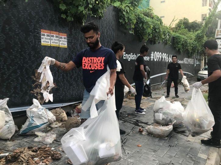 plastic pollution abhimanyu