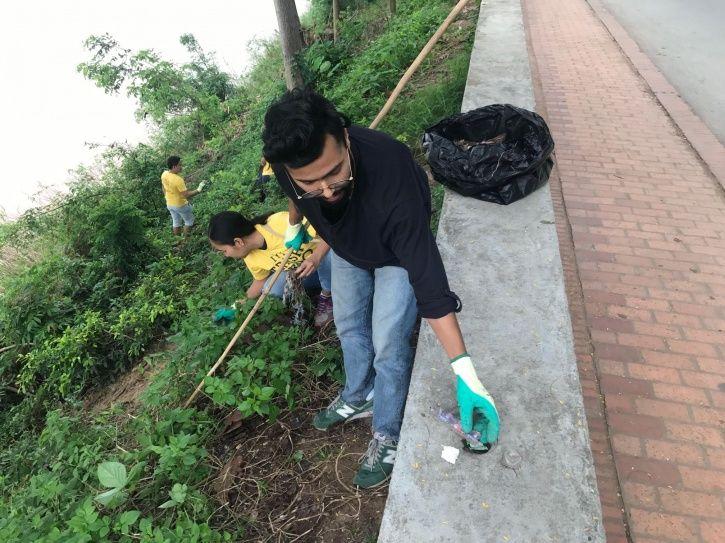 pollution plastic abhimanyu