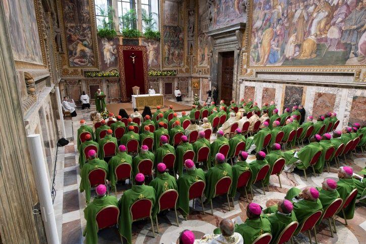 Pope Francis, Rome, clerical sexual abuse, Catholic Church, human sacrifice, children