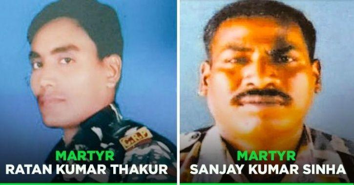 Ratan Kumar Thakur, Sanjay Kumar Sinha