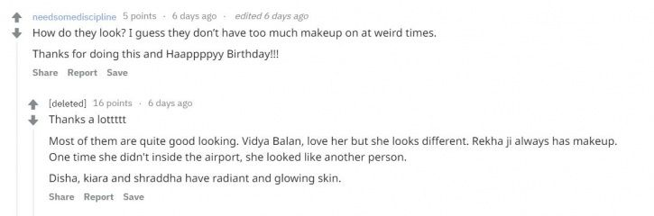 Rekha: This Reddit User Exposes Aeroplane Secrets Of Bollywood Stars